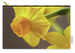Daffodil Sunrise Carry-all Pouch