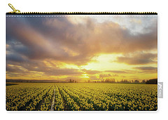 Daffodil Sunset Carry-all Pouch