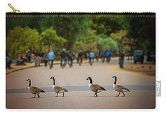 Daffy Road Carry-all Pouch