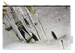 Daggers Of Ice Carry-all Pouch
