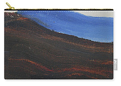 Dagrar Over Salenfjallen- Shifting Daylight Over Distant Horizon 2 Of 10_0035 50x40 Cm Carry-all Pouch