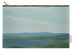 Dagrar Over Salenfjallen- Shifting Daylight Over Distant Horizon 6a Of 10_0027 50x40 Cm Carry-all Pouch