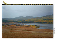 Dahl Lake In Autumn Carry-all Pouch