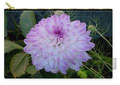 Dahlia Beautiful Carry-all Pouch by Shirley Heyn