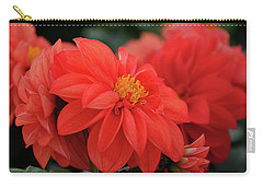 Dahlia Bloomer Carry-all Pouch