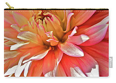 Dahlia Blush Carry-all Pouch