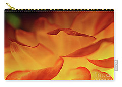 Dahlia Delight Carry-all Pouch