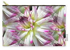 Dahlia Dreams Carry-all Pouch