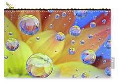 Dahlia Galaxy Two Carry-all Pouch