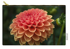 Dahlia In Detail Carry-all Pouch