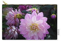 Dahlia In Powerscourt Carry-all Pouch