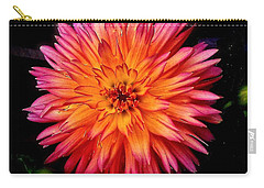 Dahlia Carry-all Pouch by Linda Bianic