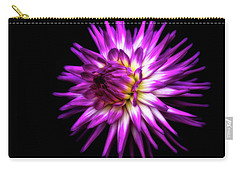 Dahlia Starburst Carry-all Pouch