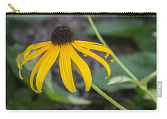 Carry-all Pouch featuring the photograph Dainty Susan by Arlene Carmel