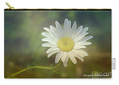 Daisies Don't Tell Carry-all Pouch