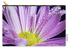Daisy After The Rain Carry-all Pouch