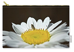 Daisy And Leafhopper Carry-all Pouch