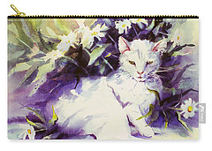 Daisy Cat Carry-all Pouch