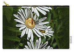 Daisy Chain Carry-all Pouch by Marie Leslie