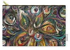 Daisy Eyes Carry-all Pouch