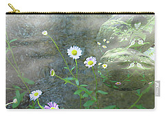 Daisy Mist Carry-all Pouch