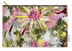 Daisies On Parade No. 1 Carry-all Pouch
