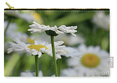 Daisy Petals  Carry-all Pouch