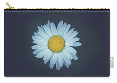 Carry-all Pouch featuring the photograph Daisy  by Shane Holsclaw