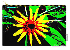 Daisy Carry-all Pouch by Tim Townsend