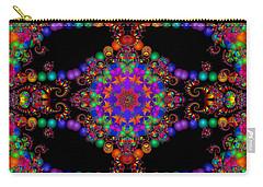 Carry-all Pouch featuring the digital art Dakota by Robert Orinski