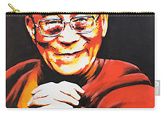 Dalai Lama Carry-all Pouch
