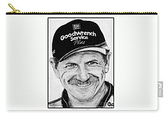 Dale Earnhardt Sr In 2001 Carry-all Pouch