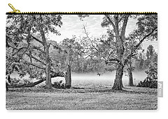 Dale - Foggy Morning Carry-all Pouch by Scott Hansen