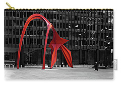 Daley Plaza Carry-all Pouch