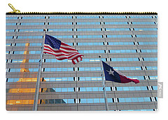 Dallas 3 Of 5 Lone Star Carry-all Pouch by Tina M Wenger