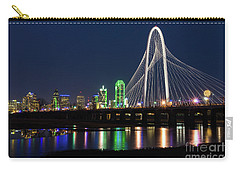 Dallas Bridge View Carry-all Pouch