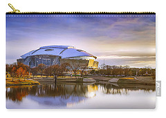 Dallas Cowboys Stadium Arlington Texas Carry-all Pouch