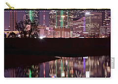 Dallas Lights Carry-all Pouch