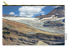 Daly Glacier And Yoho National Park Adventure Carry-all Pouch