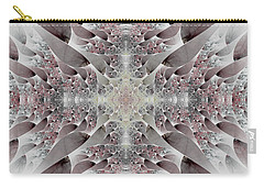Damask Carry-all Pouch by Lea Wiggins