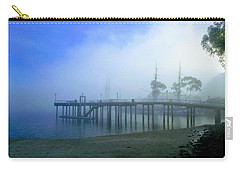 Dana Point Harbor When The Fog Rolls In Carry-all Pouch