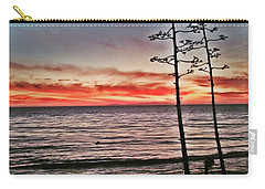 Dana Point Sunset Carry-all Pouch
