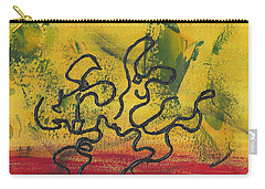 Dance Art Dancing Couple 57 Carry-all Pouch