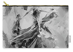 Carry-all Pouch featuring the painting Dance Flamenco 01 by Gull G
