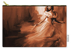 Dance In A Dream 01 Carry-all Pouch by Gull G