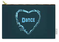 Dance Carry-all Pouch by Linda Prewer