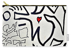 Dance Moves Carry-all Pouch
