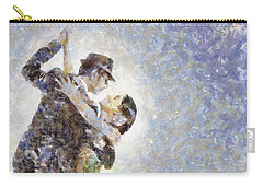 Dance Of Romance Carry-all Pouch by Shirley Stalter