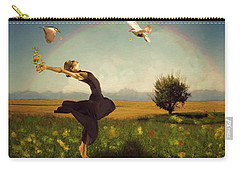 Dance Of Spring Carry-all Pouch