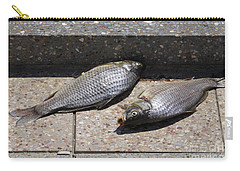 Dance Of The Dead Fish Carry-all Pouch
